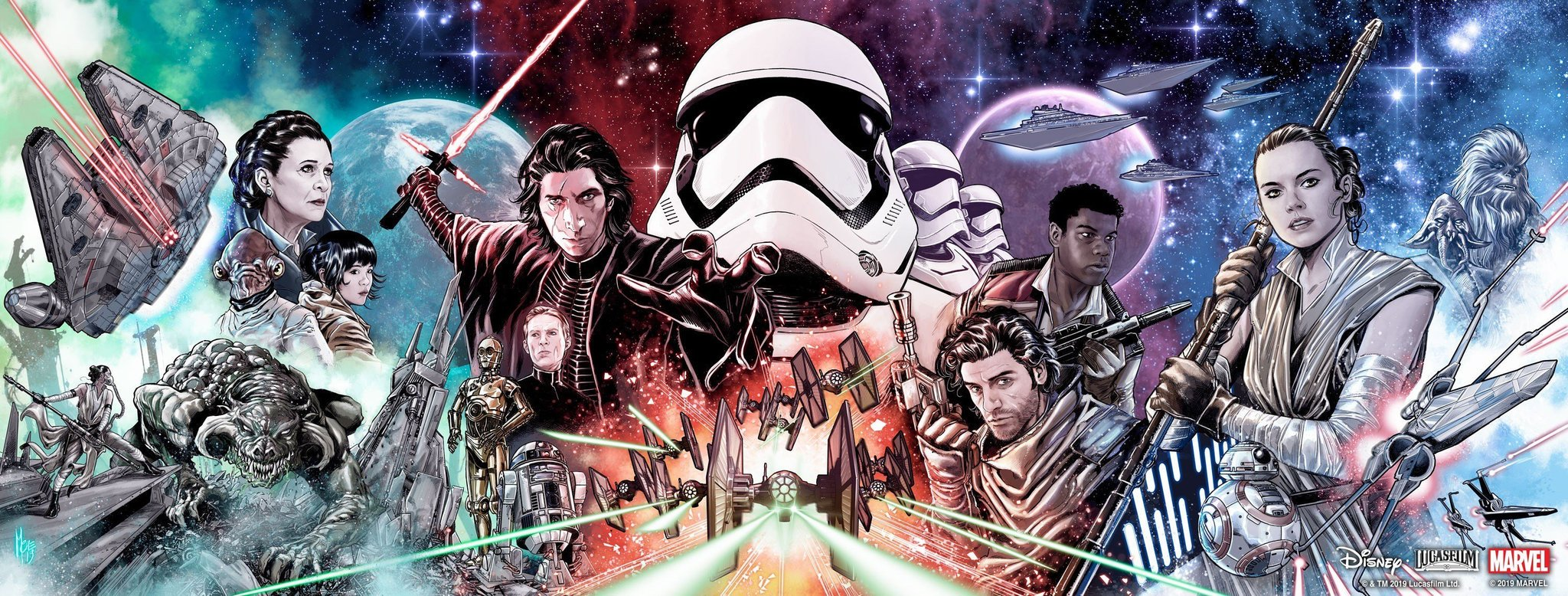 Journey To Star Wars: The Rise of Skywalker - Allegiance Review