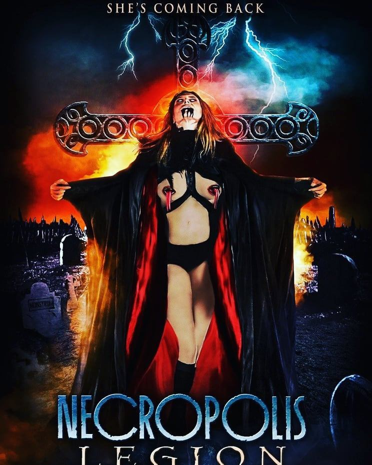 Necropolis: Legion is a welcome throwback to the classic days of horror.