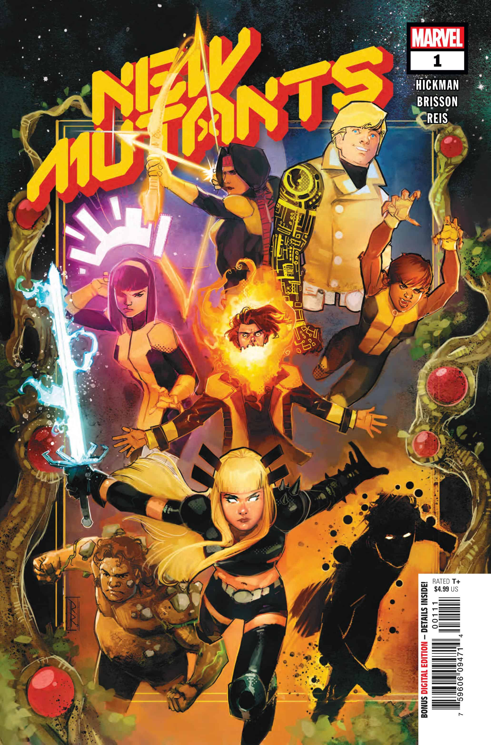 Marvel Preview: New Mutants #1
