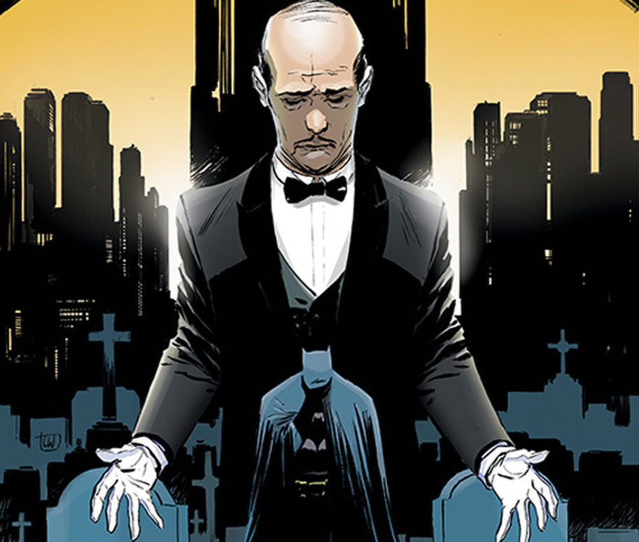 Tynion and Tomasi collaborating for 'Batman: Pennyworth R.I.P.'