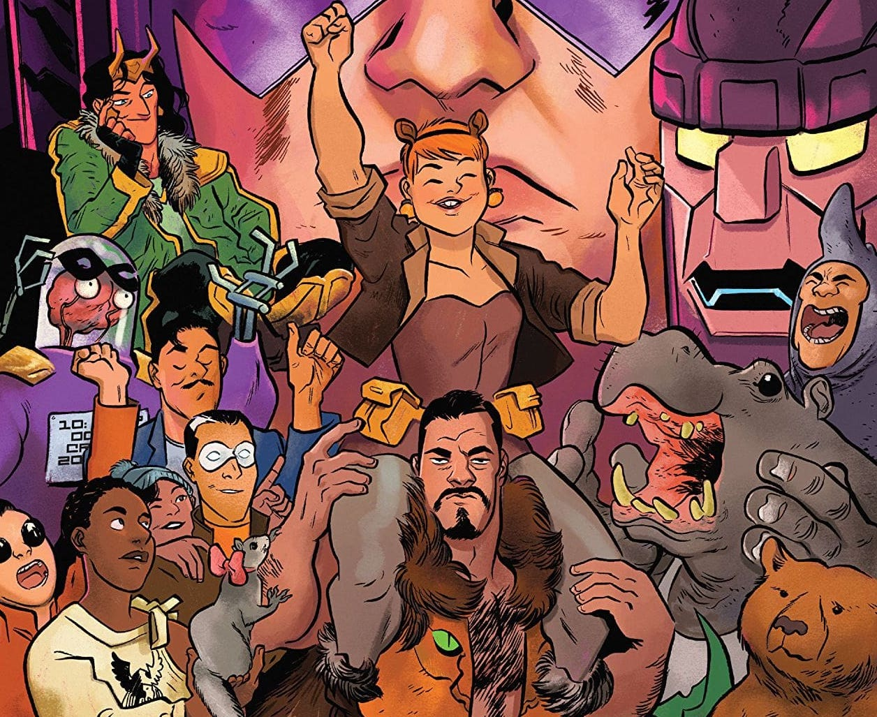 The Unbeatable Squirrel Girl #50 review: change is inevitable