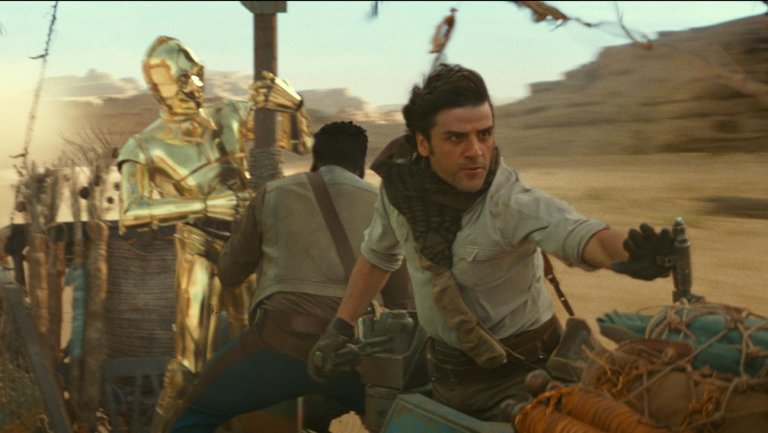 Watch the new clip from 'Star Wars: The Rise of Skywalker'