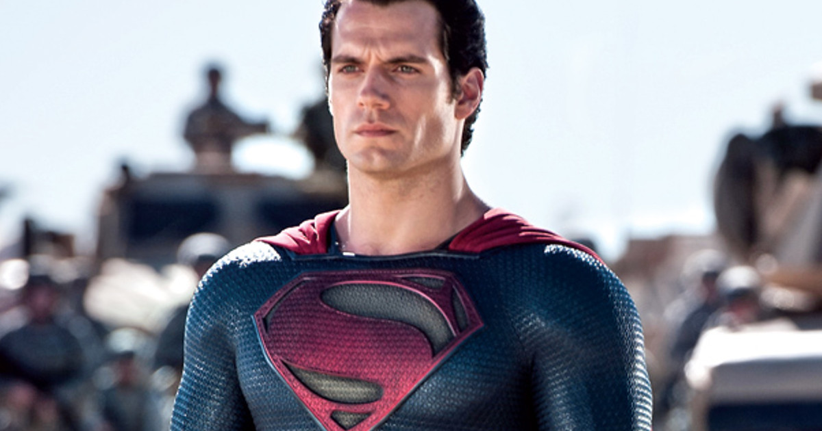 """Henry Cavill on his future as Superman: """"You'll see"""""""