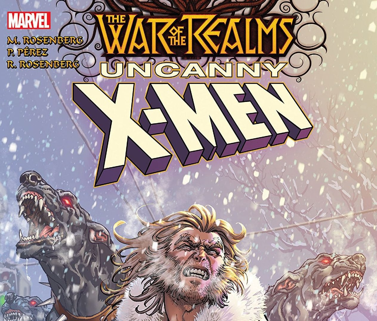 'Uncanny X-Men:  War of the Realms' review