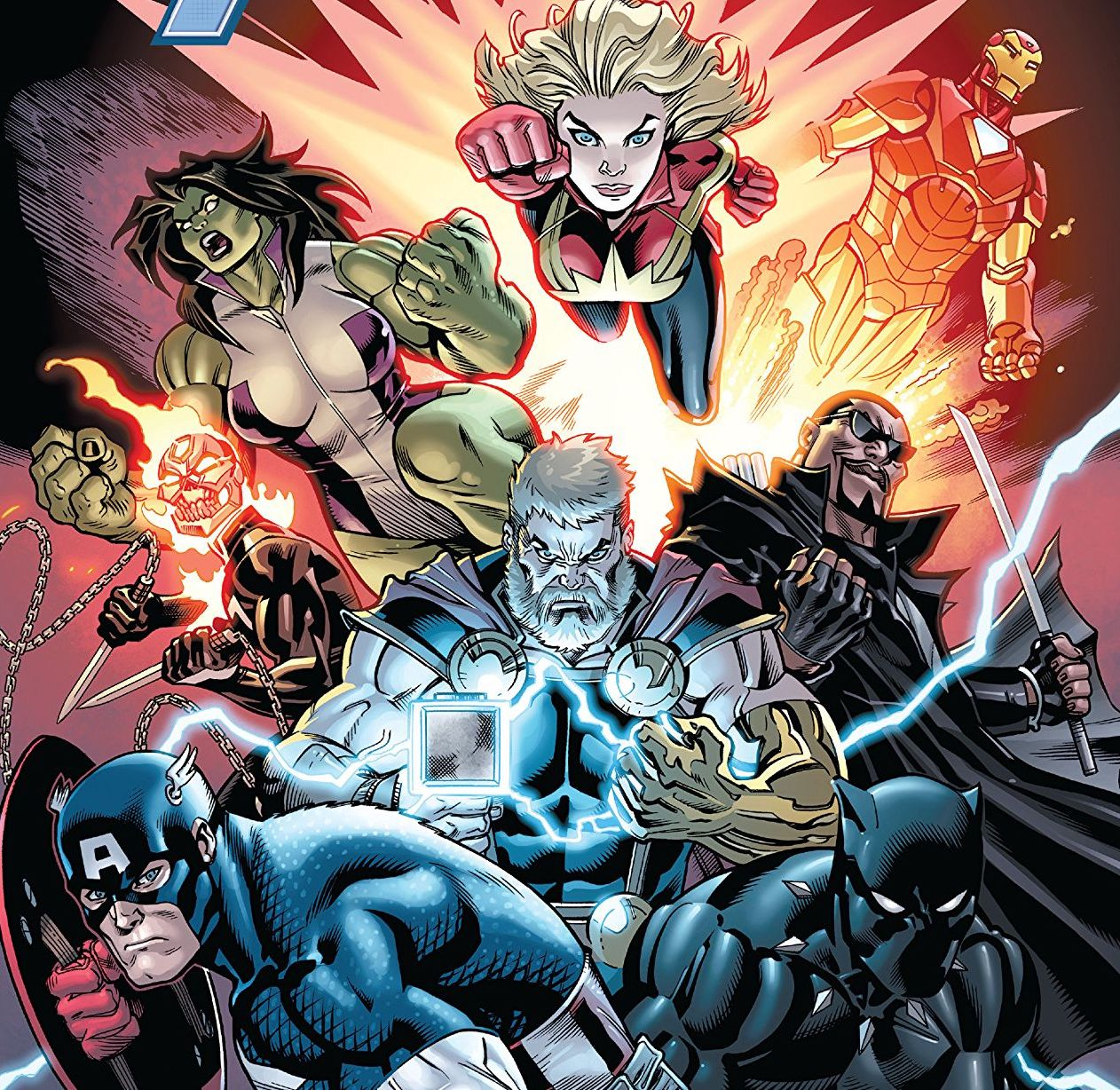 Avengers Vol. 4: War of the Realms TPB Review
