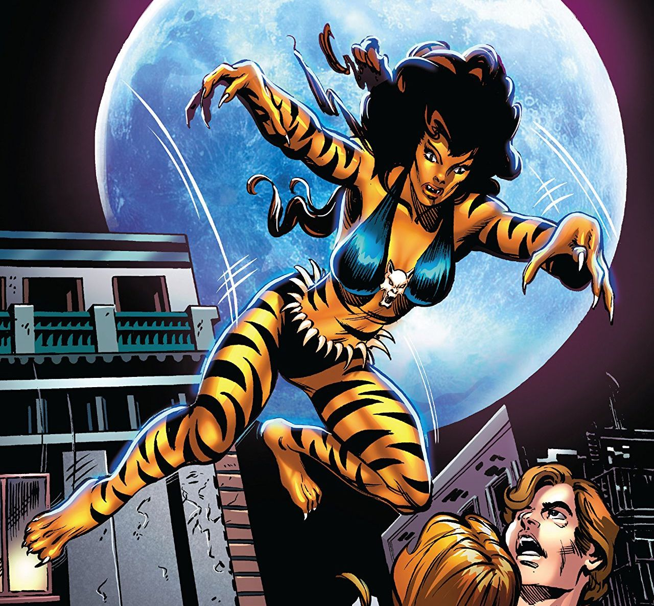 Tigra: The Complete Collection Review