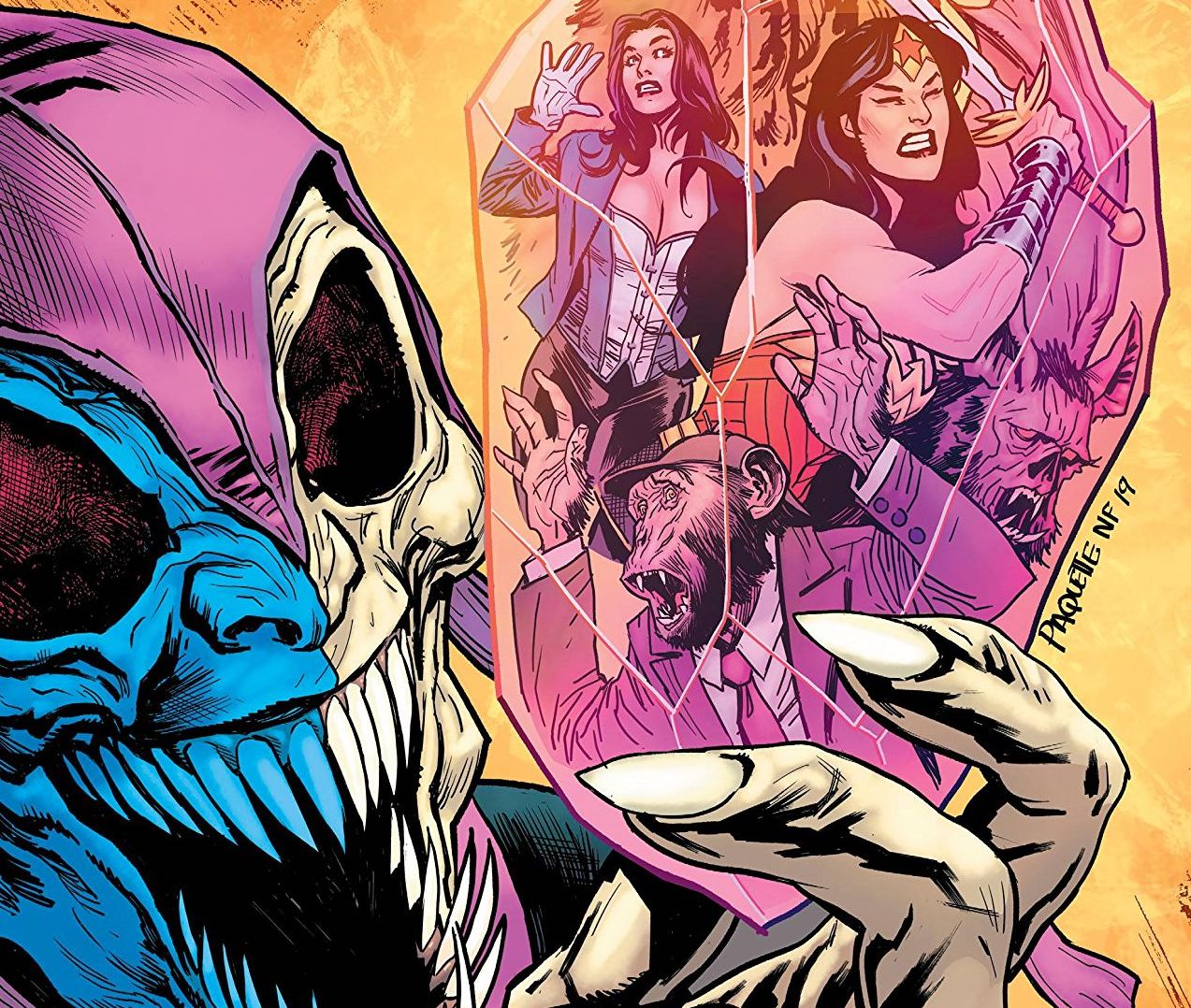 Justice League Dark is a character book wearing the clothes of a team book.