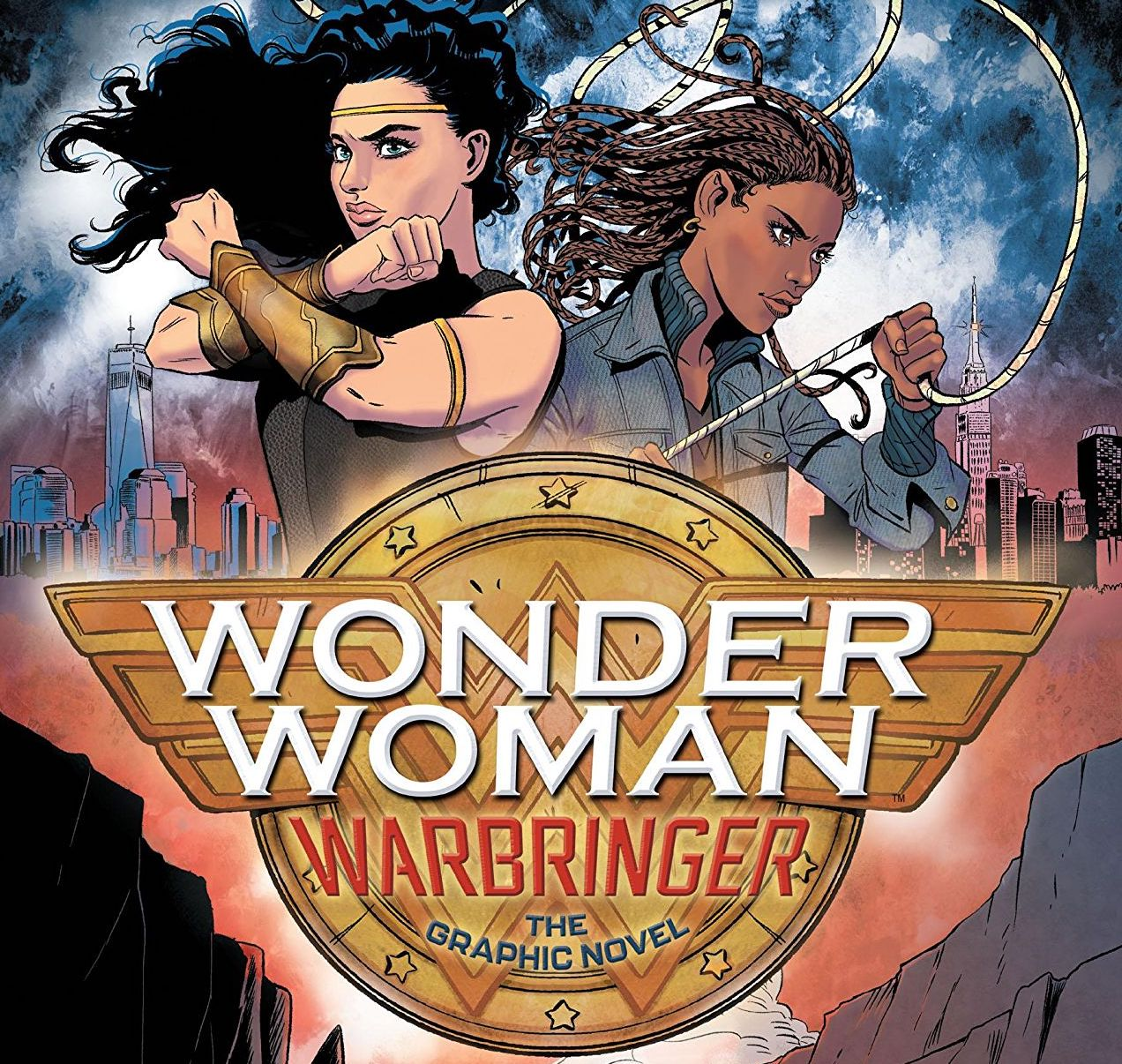 Wonder Woman: Warbringer Graphic Novel review