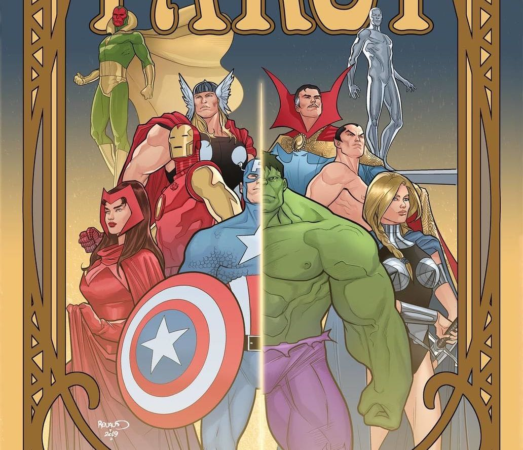 Tarot #1 review: Everything you want in a classic Avengers tale