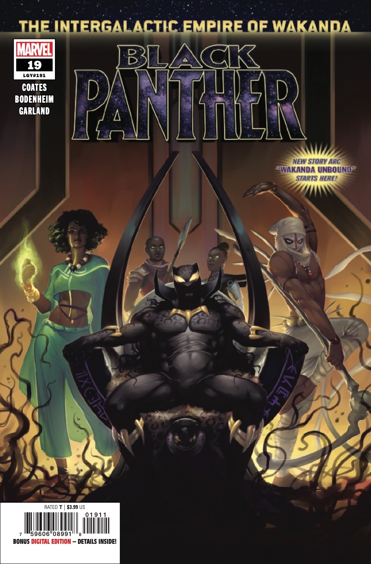Marvel Preview: Black Panther #19