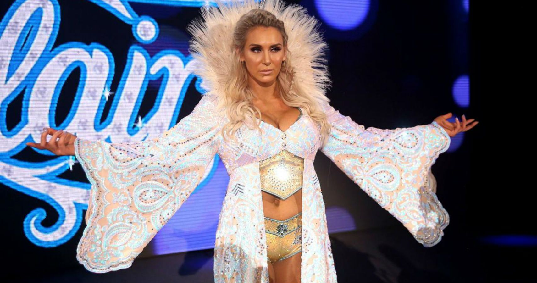 Charlotte Flair tells us why she's on every WWE show