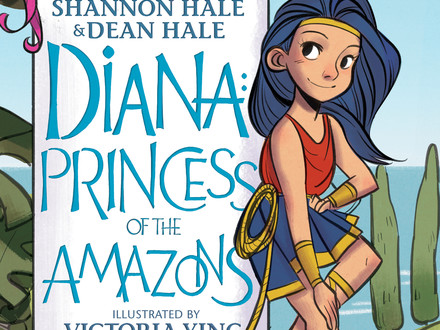 DC reveals trailer for new Diana: Princess of the Amazons OGN