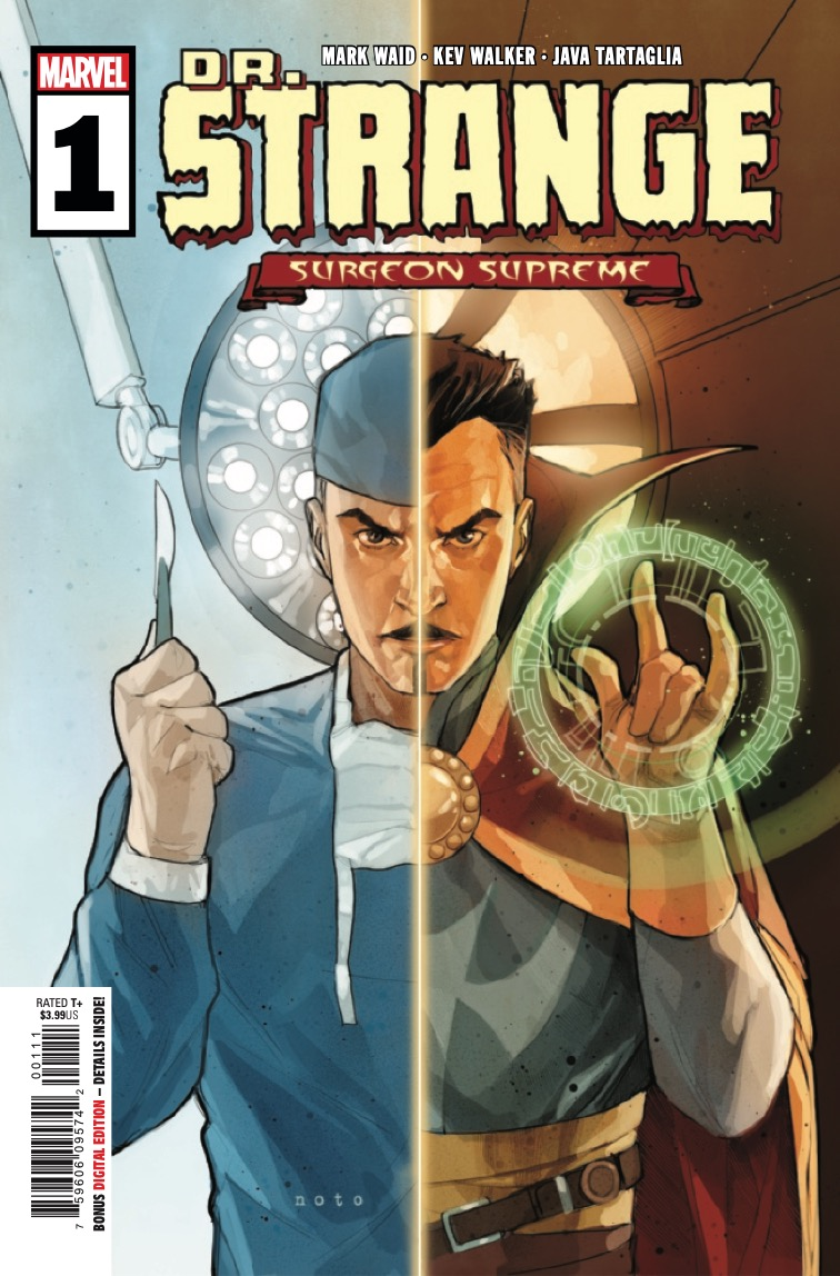 Marvel Preview: Dr. Strange (2019-) #1