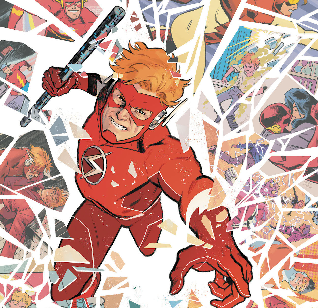 Nothing has prepared Wally West for this next stop on his journey.