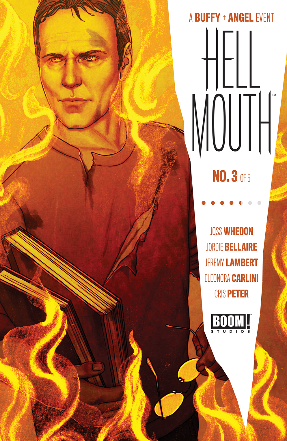 Hellmouth #3 review