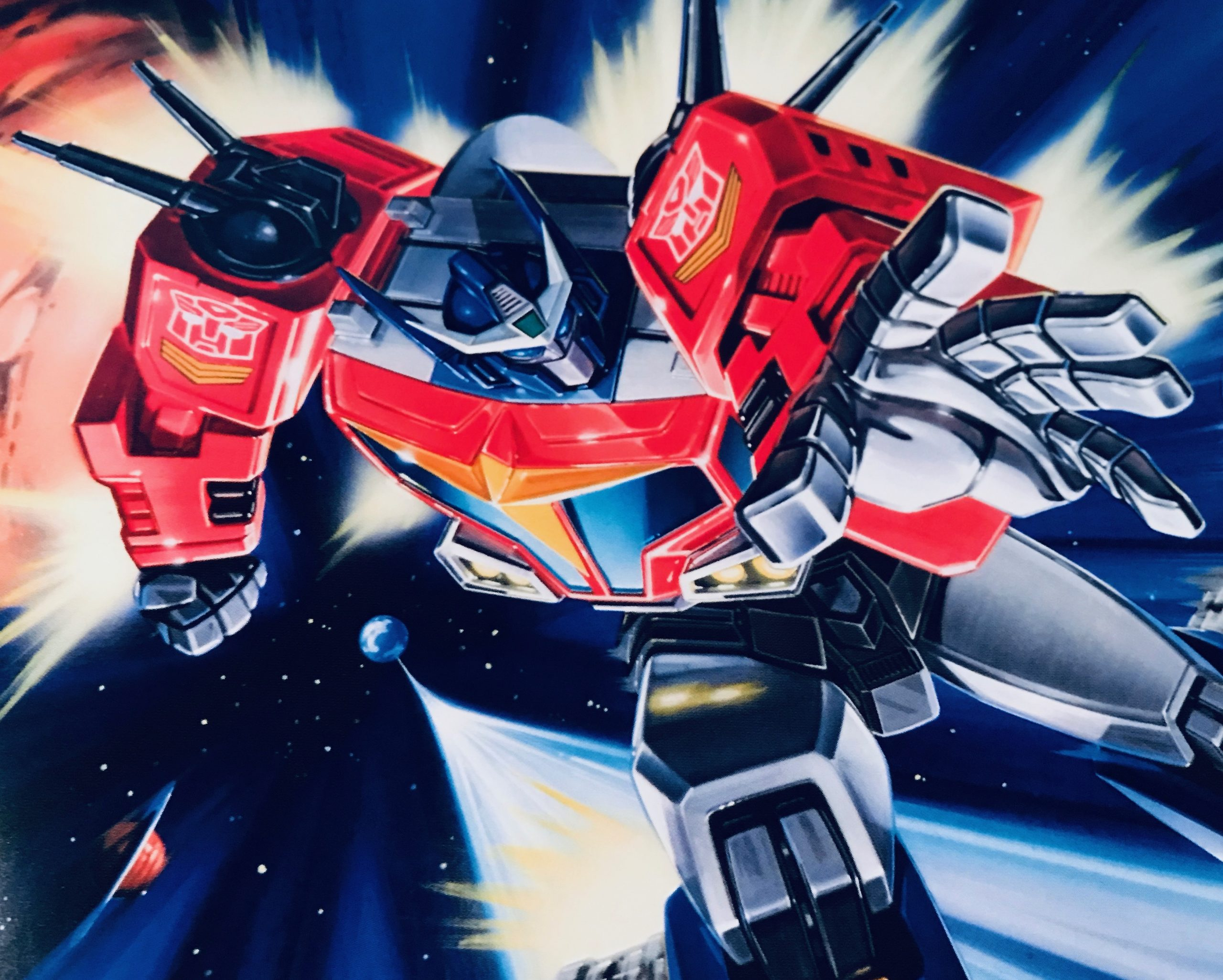 Take a quick trip through Transformers history with help from VIZ Media.