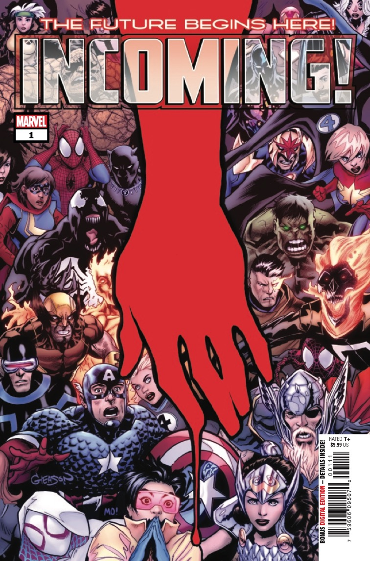 Marvel Preview: Incoming #1