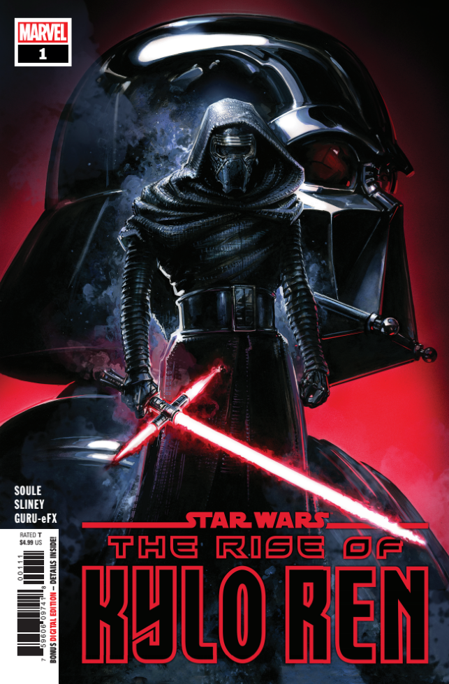 Star Wars: The Rise of Kylo Ren #1 review: what should have been in the movies