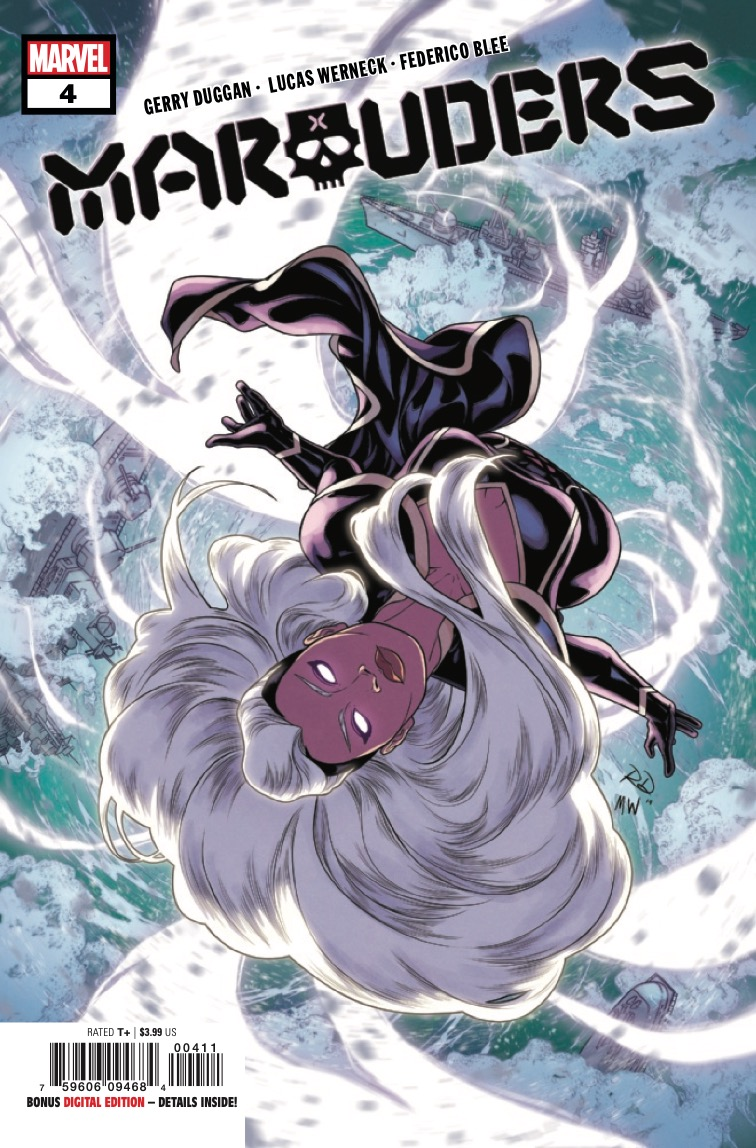 Marvel Preview: Marauders #4