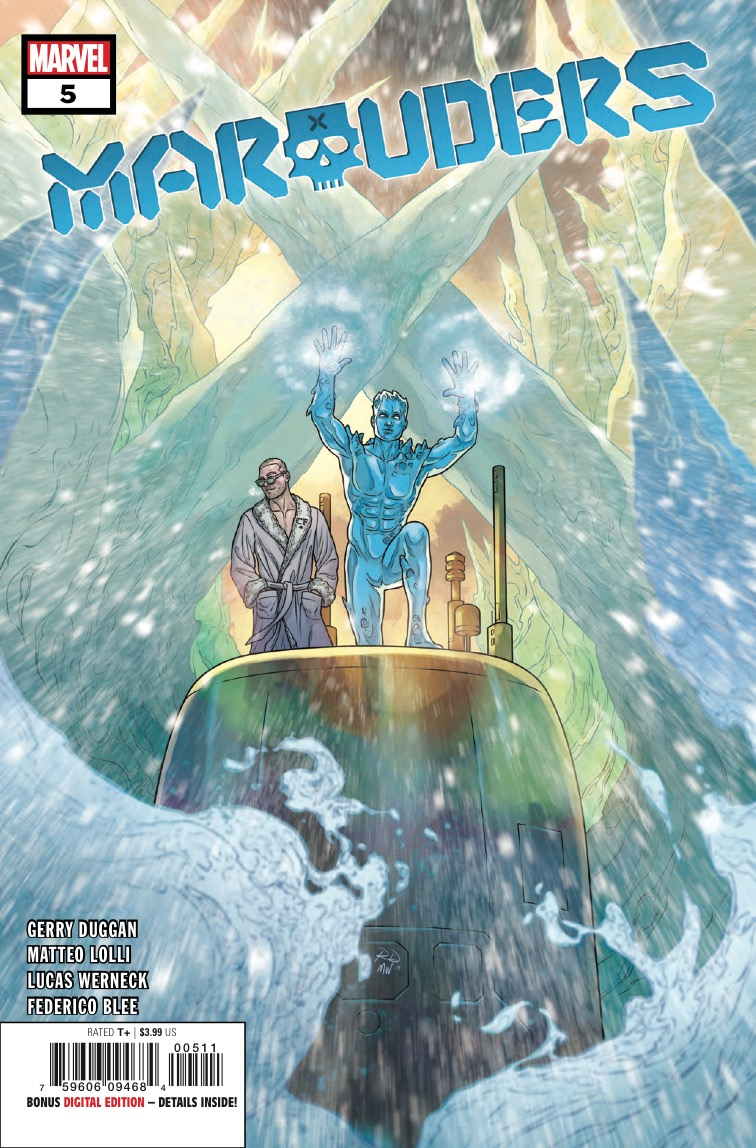 Marvel Preview: Marauders #5