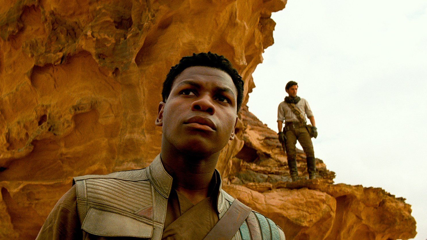 Finn's origin will be explored in 'The Rise of Skywalker'