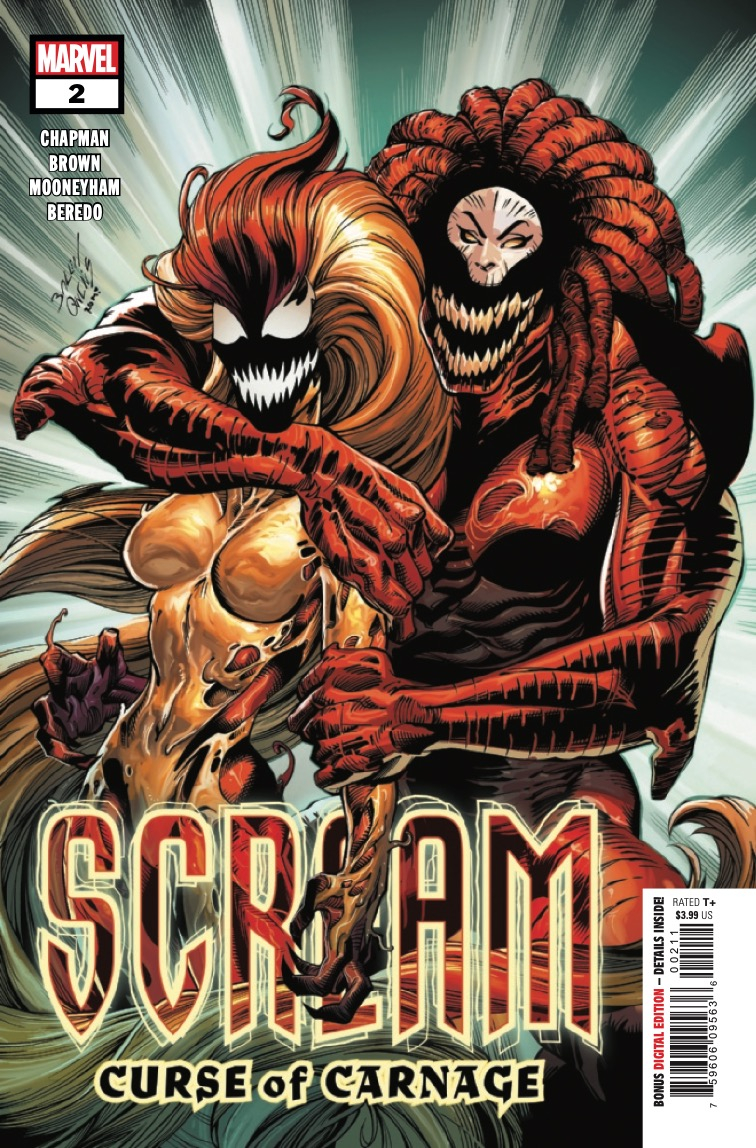 Marvel Preview: Scream: Curse of Carnage #2