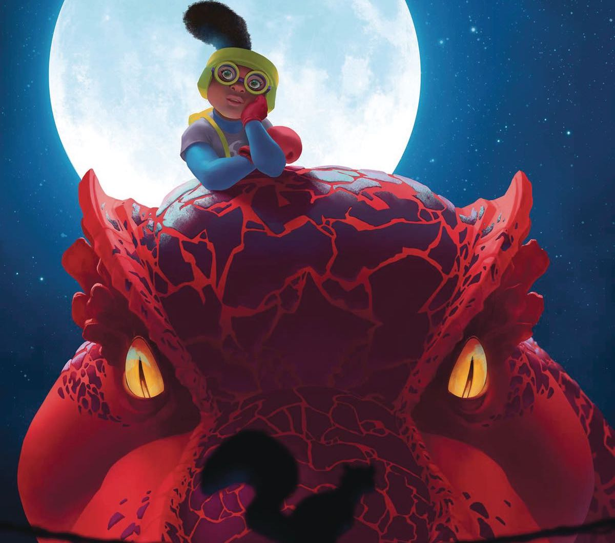 Moon Girl and Devil Dinosaur Vol. 8: Yancy Street Legends Review