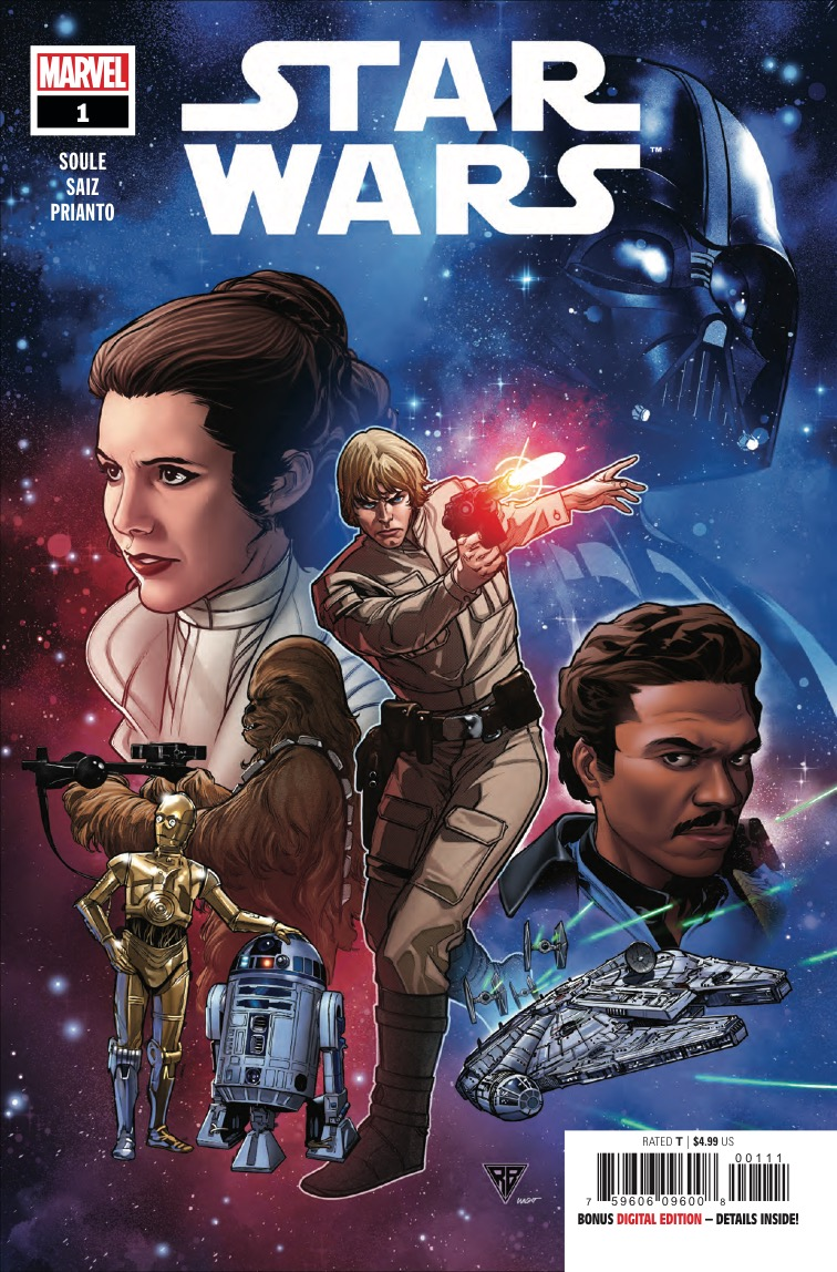 Marvel Preview: Star Wars (2020) #1