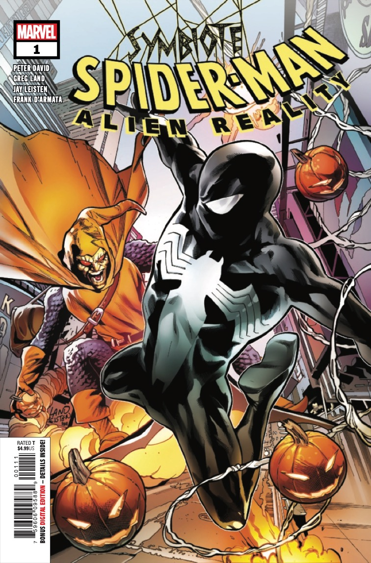 Marvel Preview: Symbiote Spider-Man: Alien Reality (2019-) #1 (of 5)