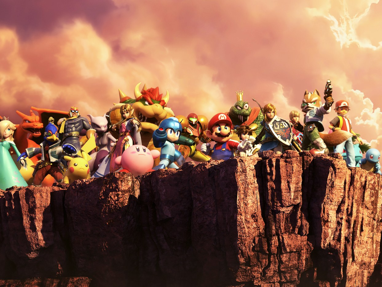 10 unique Smash Bros. characters that would make the game better