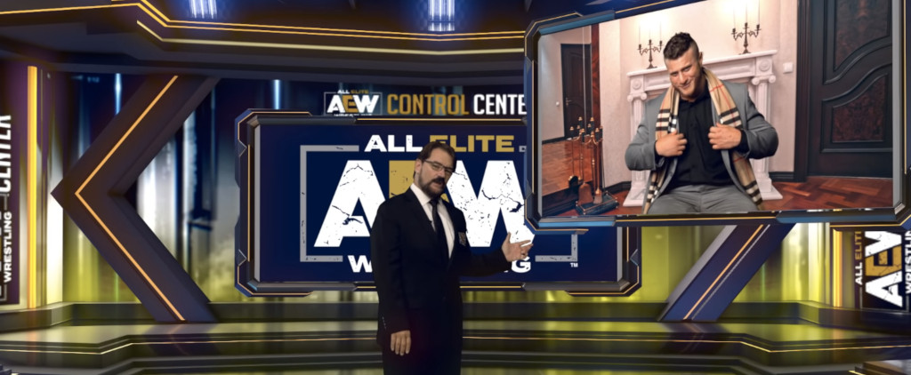Parts of AEW's plot remain hidden to the casual viewer