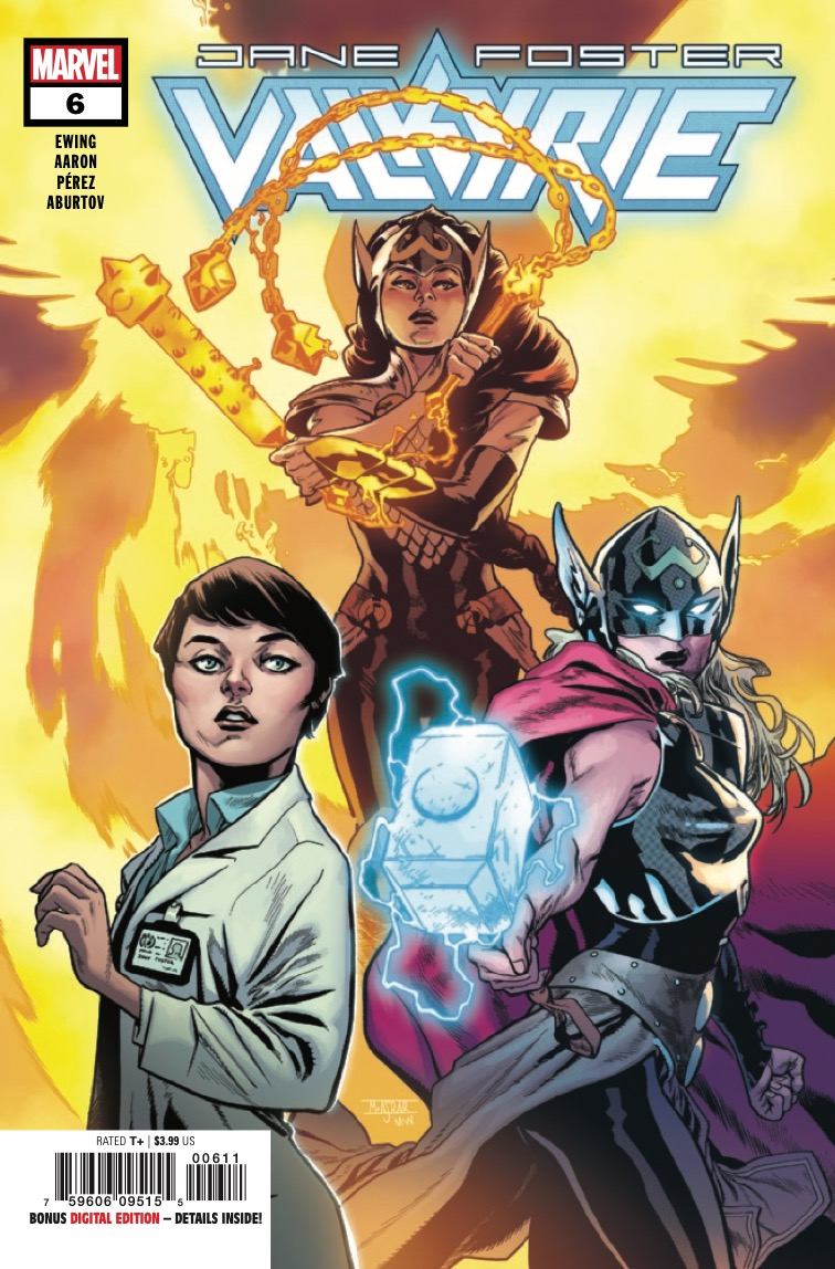 Marvel Preview: Valkyrie: Jane Foster (2019-) #6