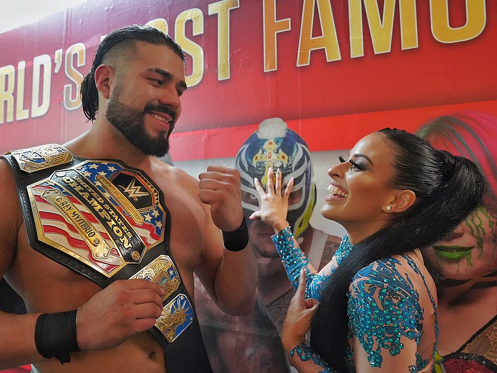 Andrade wins United States Championship at MSG house show