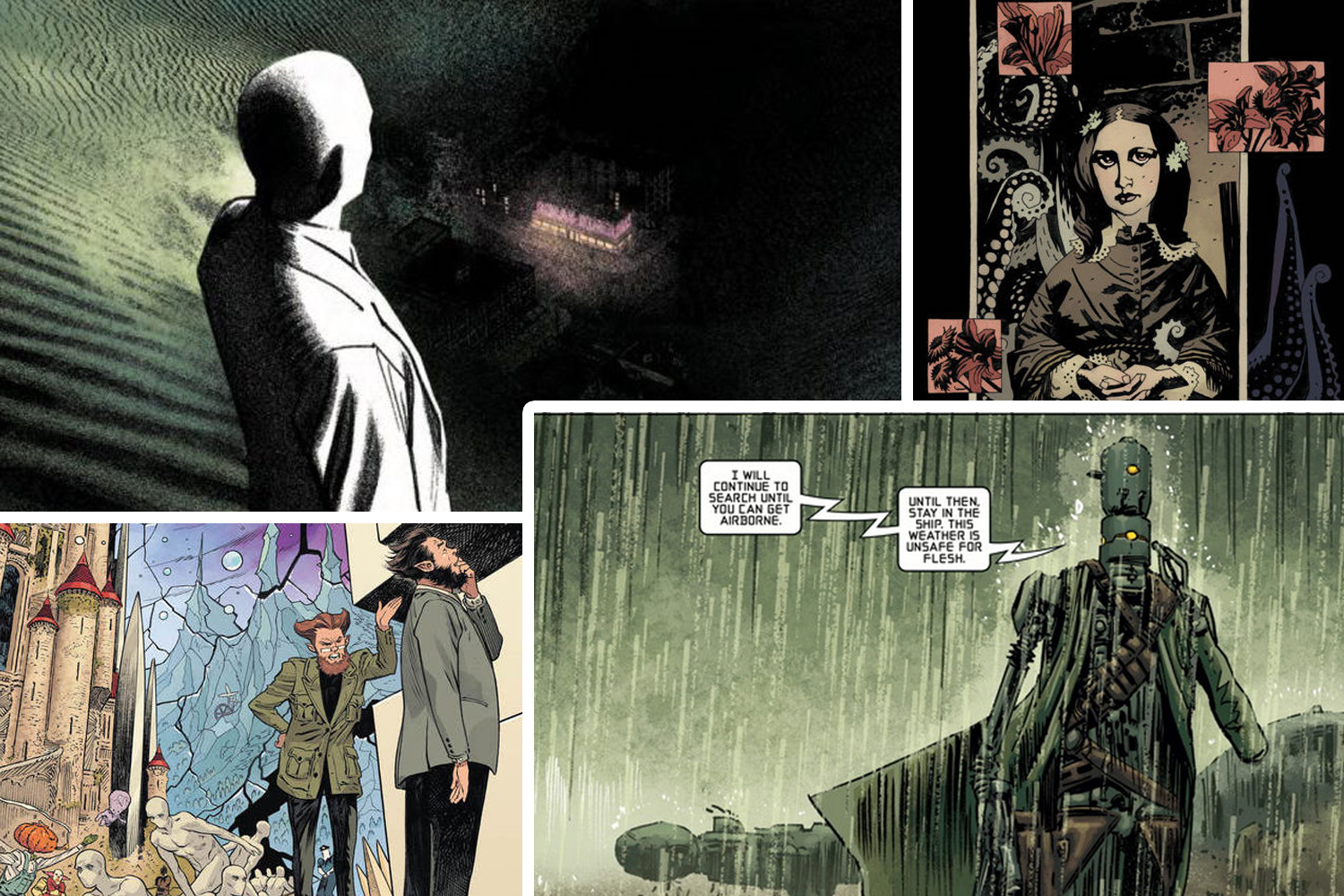 The AIPT top 10 comic books of the decade (honorable mentions)