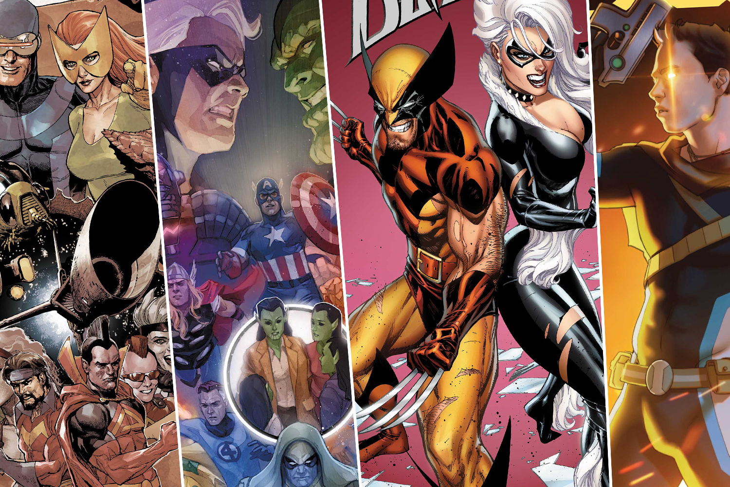 Take a look at all of Marvel's March 2020 solicits here.