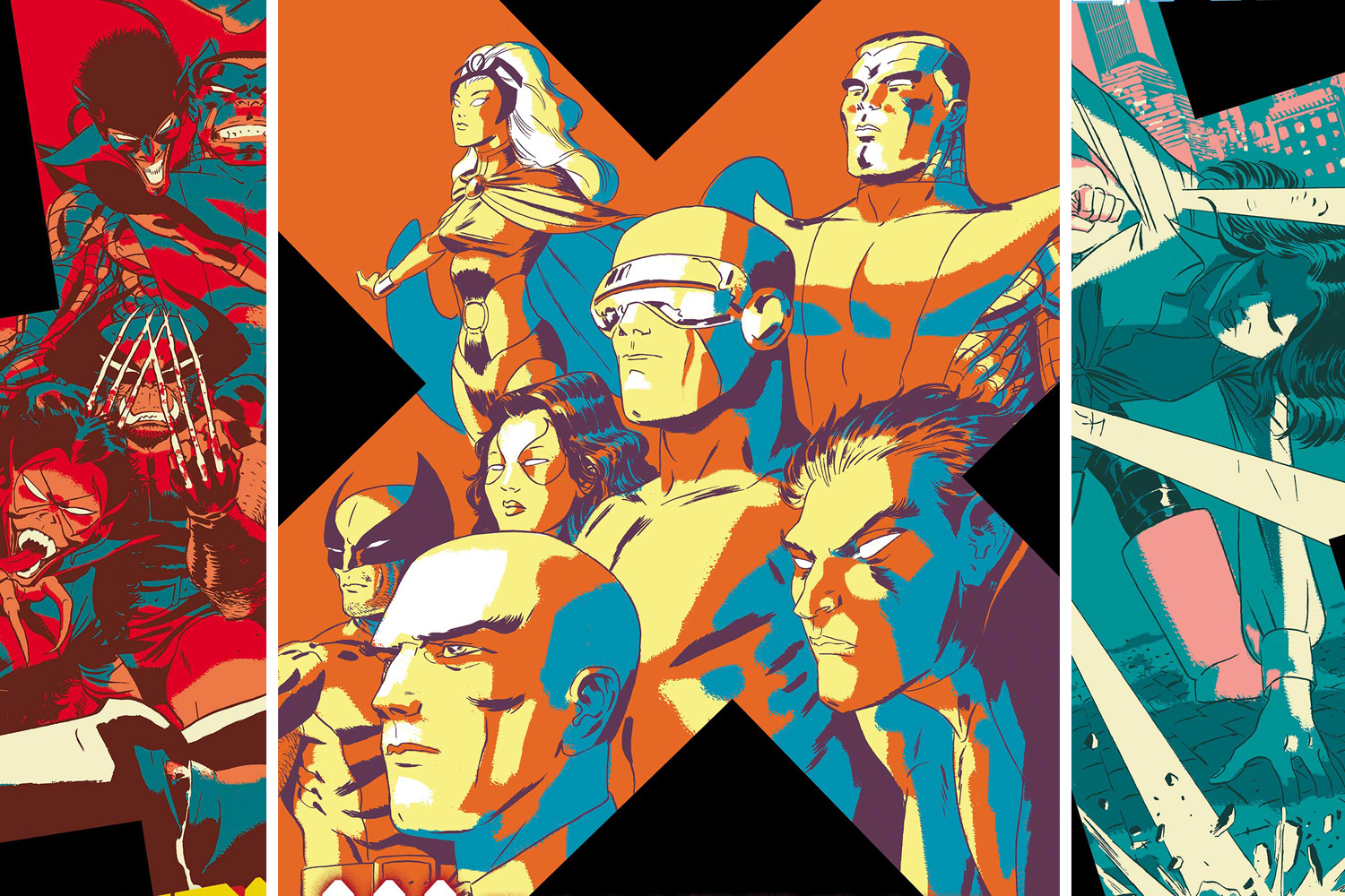 Marvel Comics and Marcos Martin celebrate Chris Claremont in March X-Men variant covers