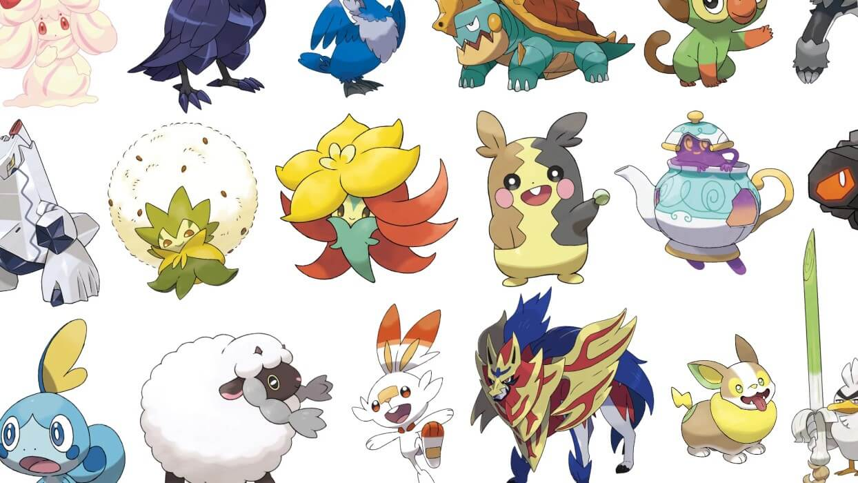 There are over 81 new Pokemon introduced in Sword and Shield. Here are our 9 favorites.