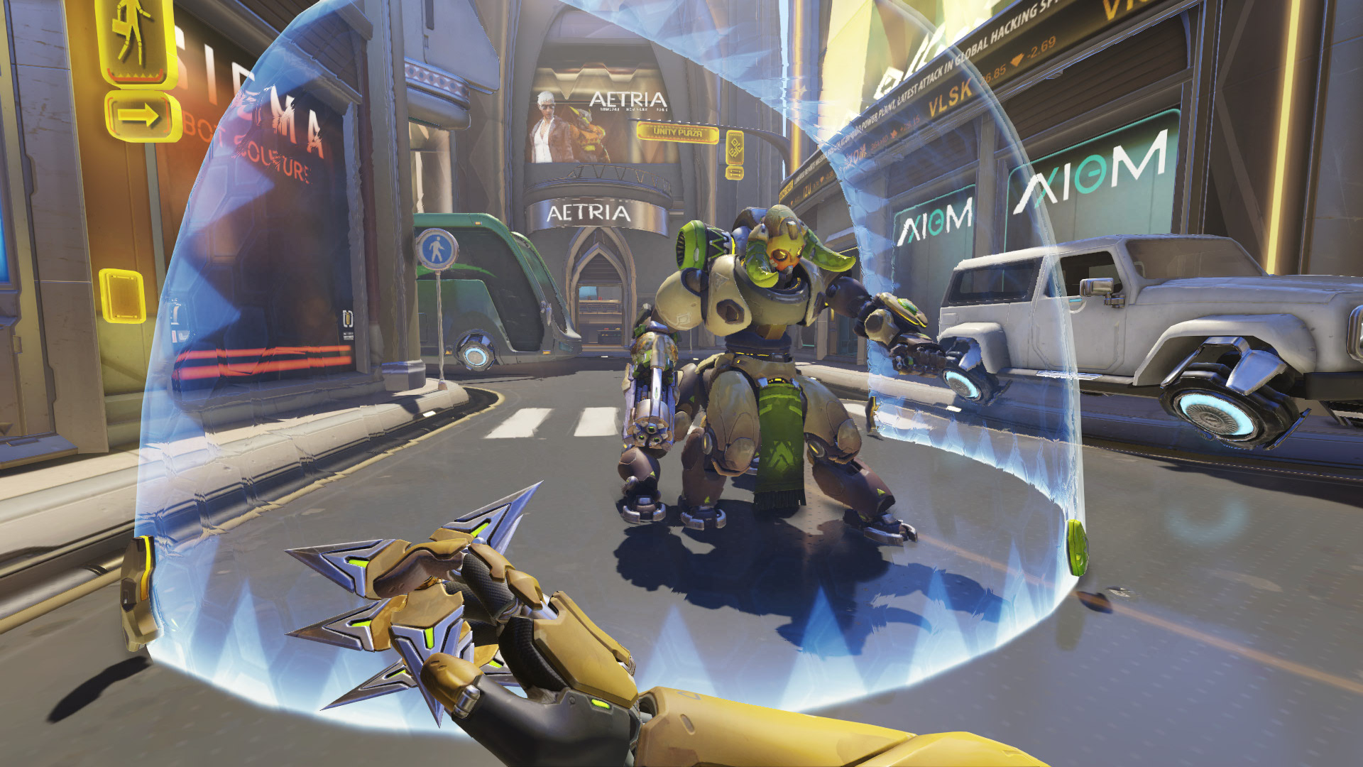 Overwatch 1.43 December 10 patch is officially live