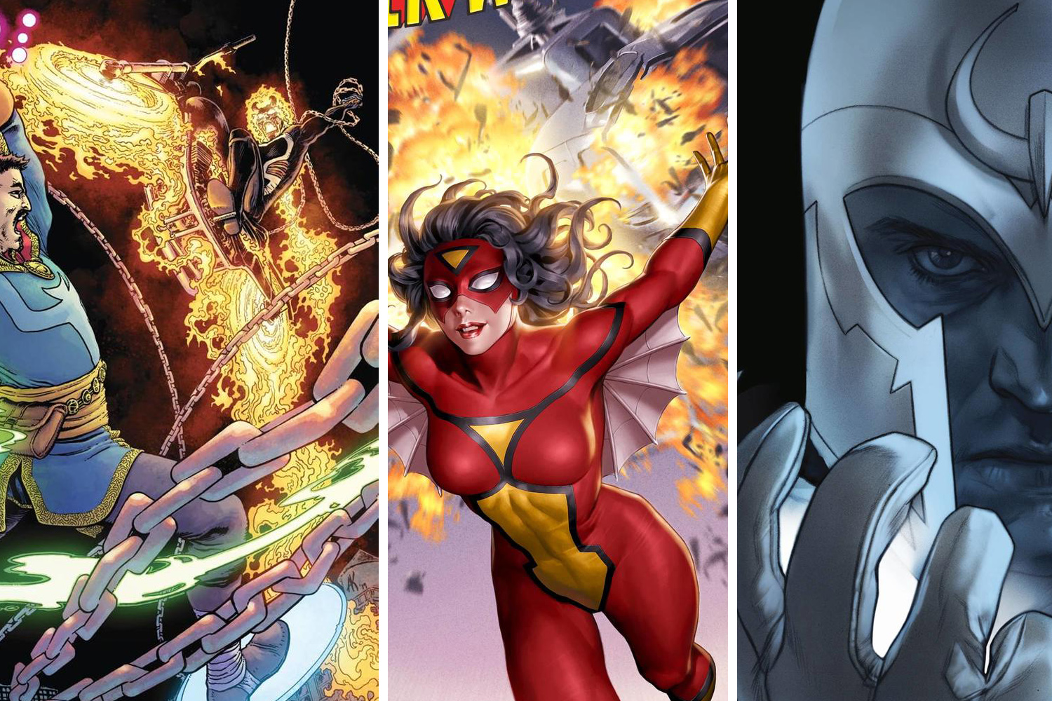 Get an early look at March 2020 Marvel Comics solicitations.