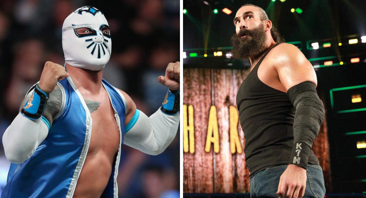 Christmas has come early for Harper and Sin Cara, who have been public about their desires to leave WWE.