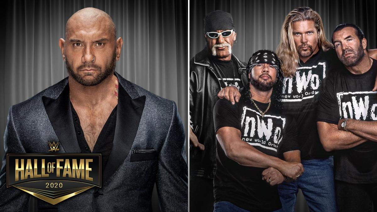 The Animal is the first inductee into the WWE Hall of Fame class of 2020.