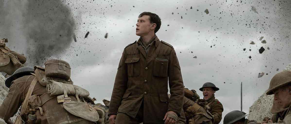It is hard to argue that Sam Mendes has created one of the best films that have hit theaters in a long, long time with the World War I drama 1917. The film follows two British soldiers as they march their way to a nearby battalion with an urgent message that could save 1600 lives. George McKay and Dean-Charles Chapman played their parts expertly and carried the film. Of course, Benedict Cumberbatch and Colin Firth did a fantastic job as well in their essential cameo roles.
