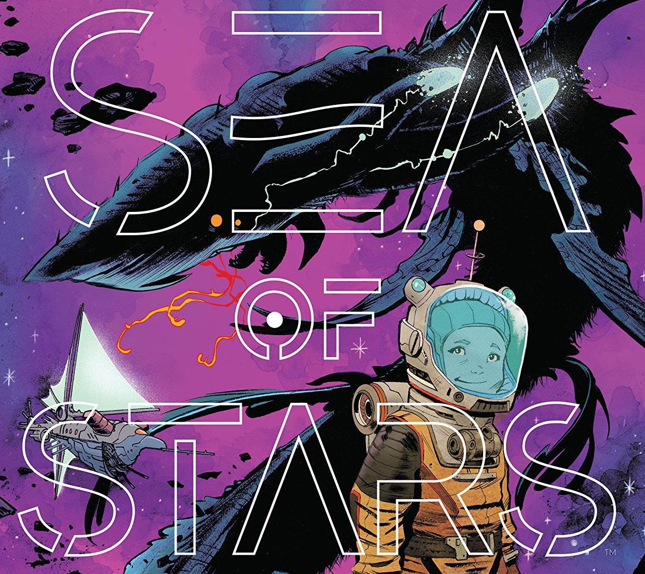 'Sea of Stars Vol. 1: Lost In The Wild Heavens' Review