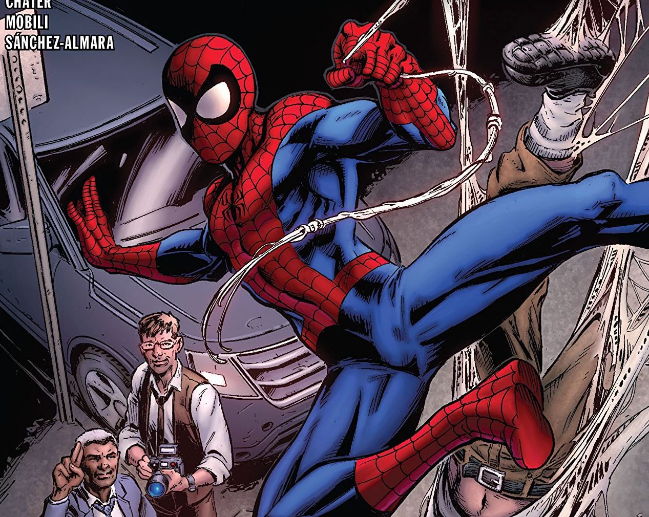 Amazing Spider-Man: Daily Bugle #1 Review