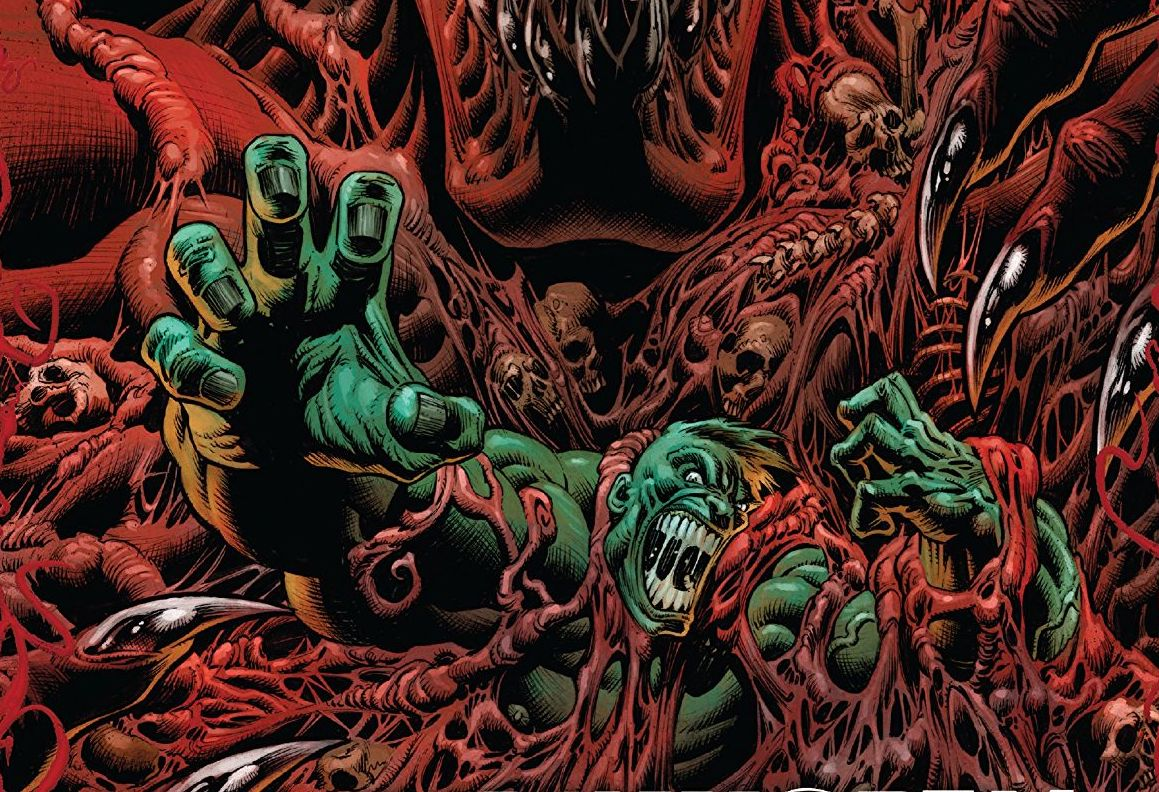 Absolute Carnage: The Immortal Hulk and Other Tales review