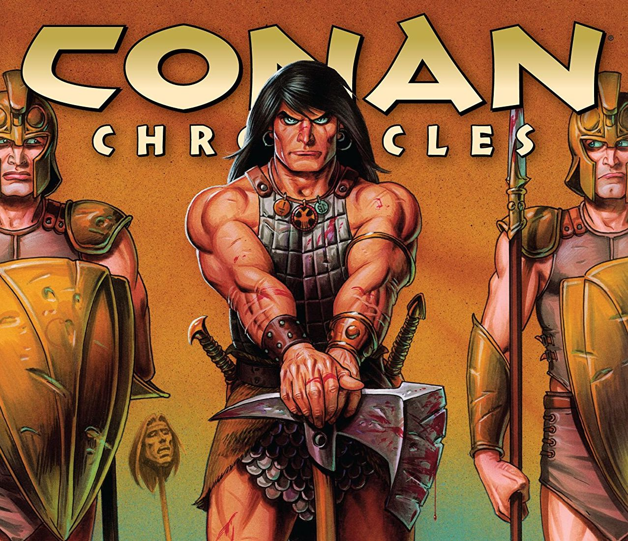 Conan Chronicles Epic Collection: The Battle of Shamla Pass Review