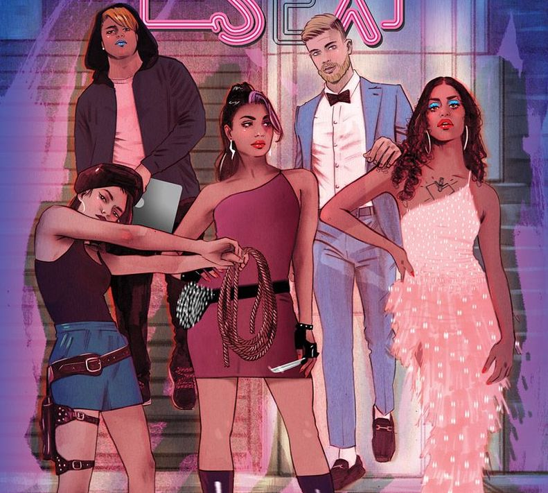 'SFSX (Safe Sex)' #5 review: The soiree before the salvo