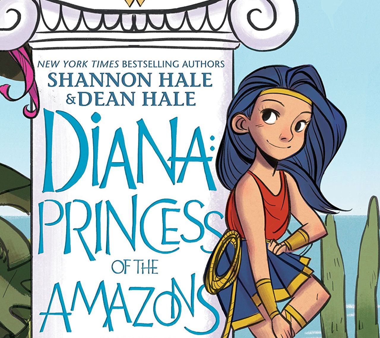 Diana: Princess of the Amazons Review
