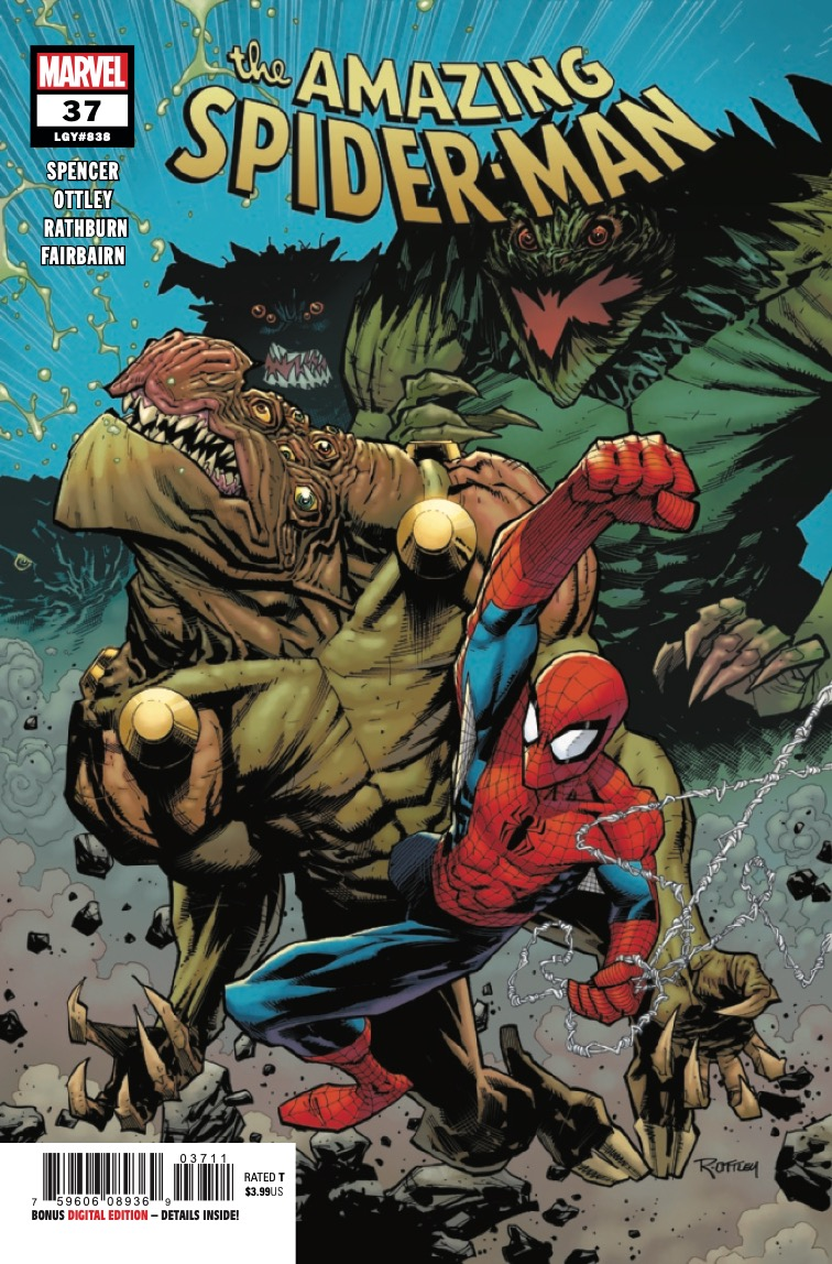 Marvel Preview: Amazing Spider-Man #37