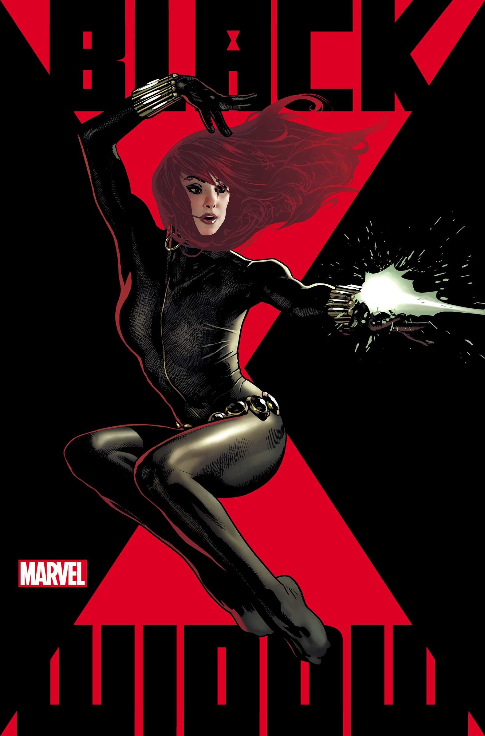Teaser Trailer First Look: Marvel Comics announces Kelly Thompson taking over 'Black Widow' this April